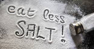 Healthy salt intake