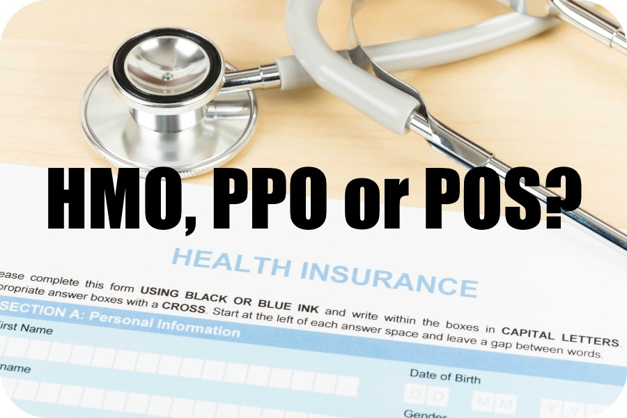 Health Insurance 101: HMO, POS or PPO?
