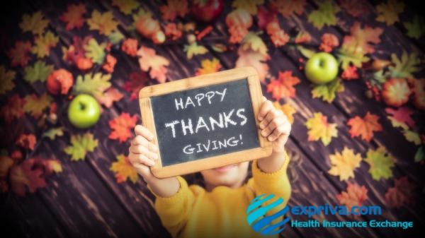 Happy and Healthy Thanksgiving!